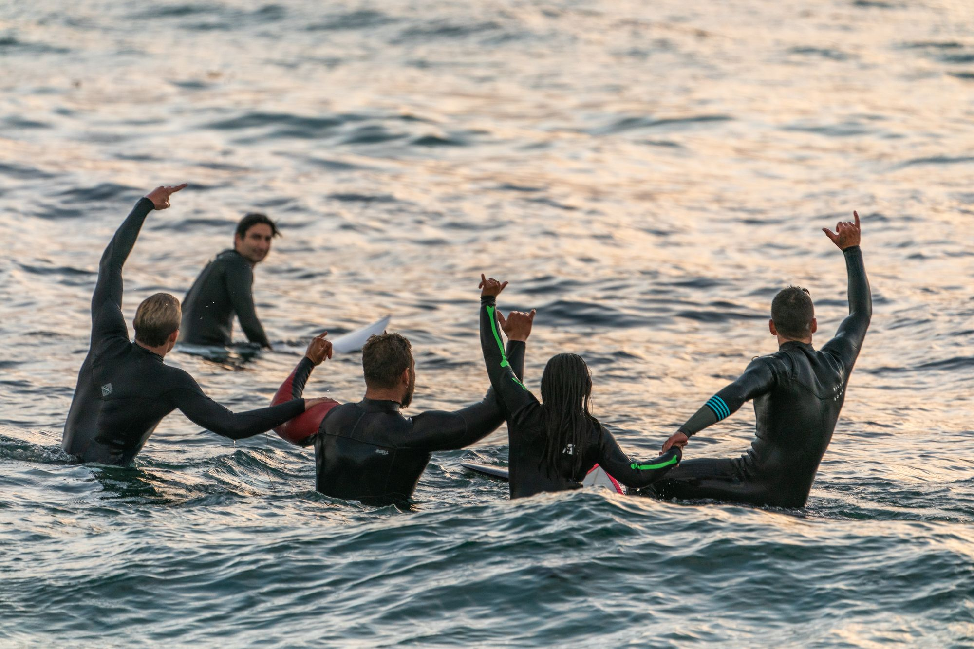 Surfing in the passion economy