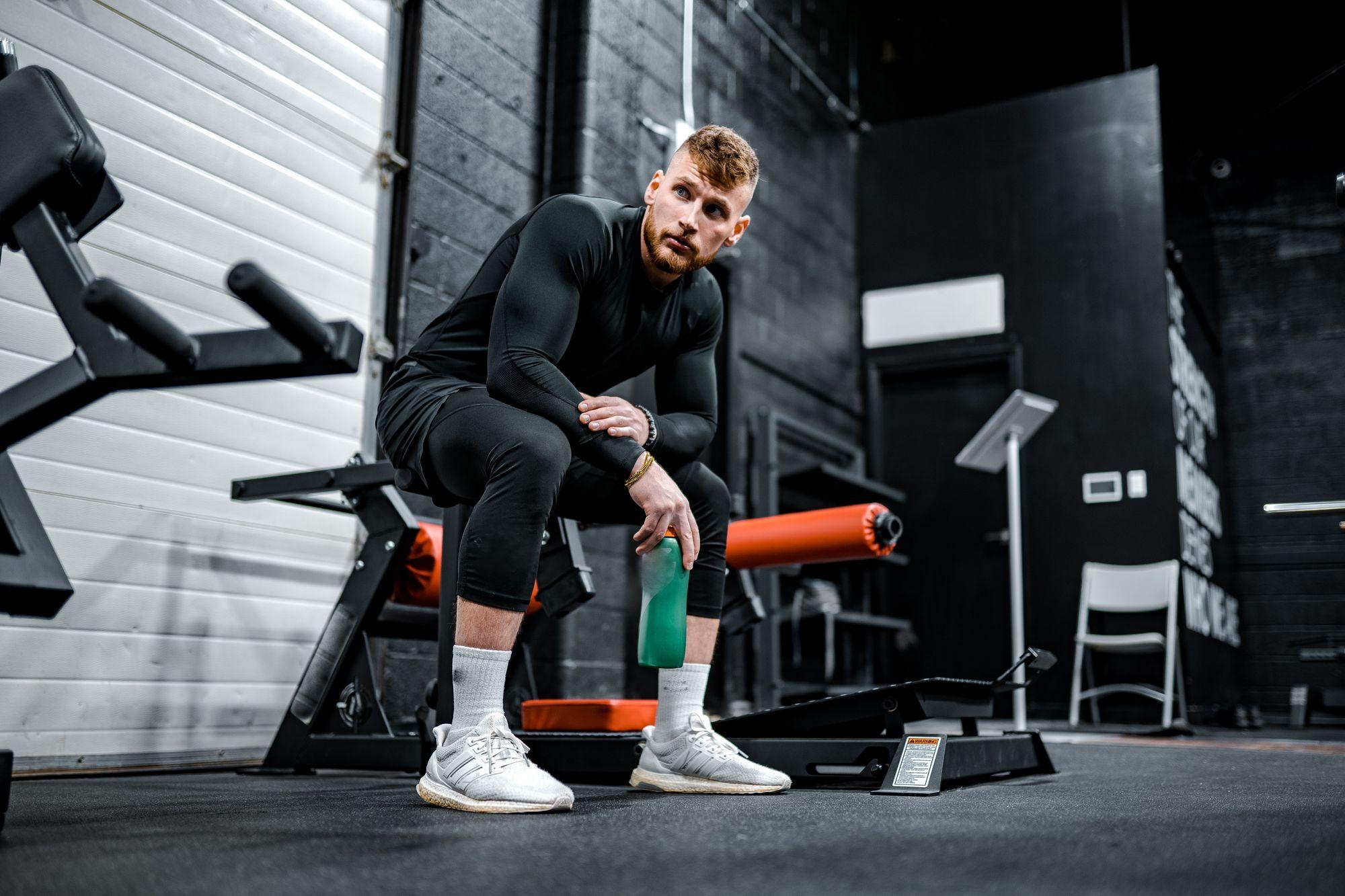 Fitness entrepreneur