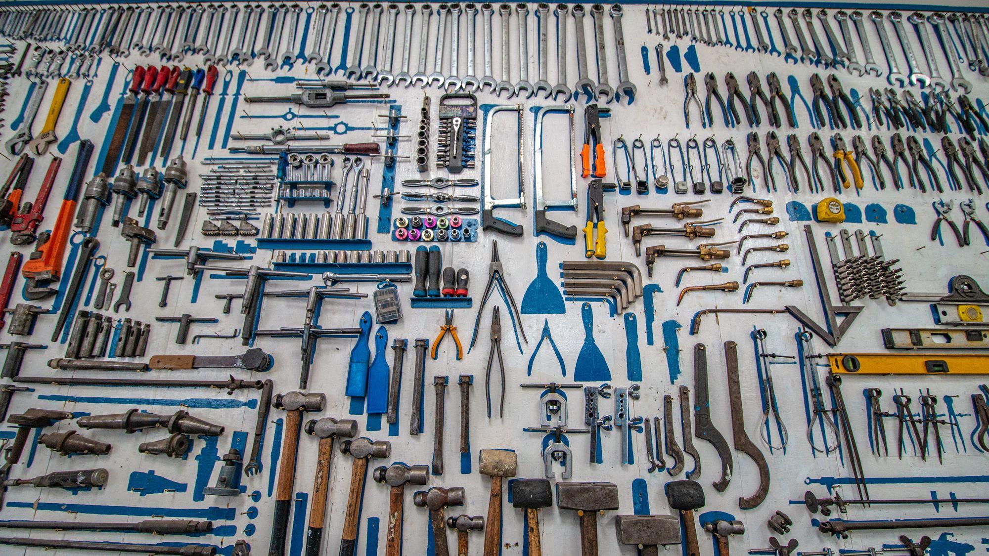 Tool box of solo entrepreneur