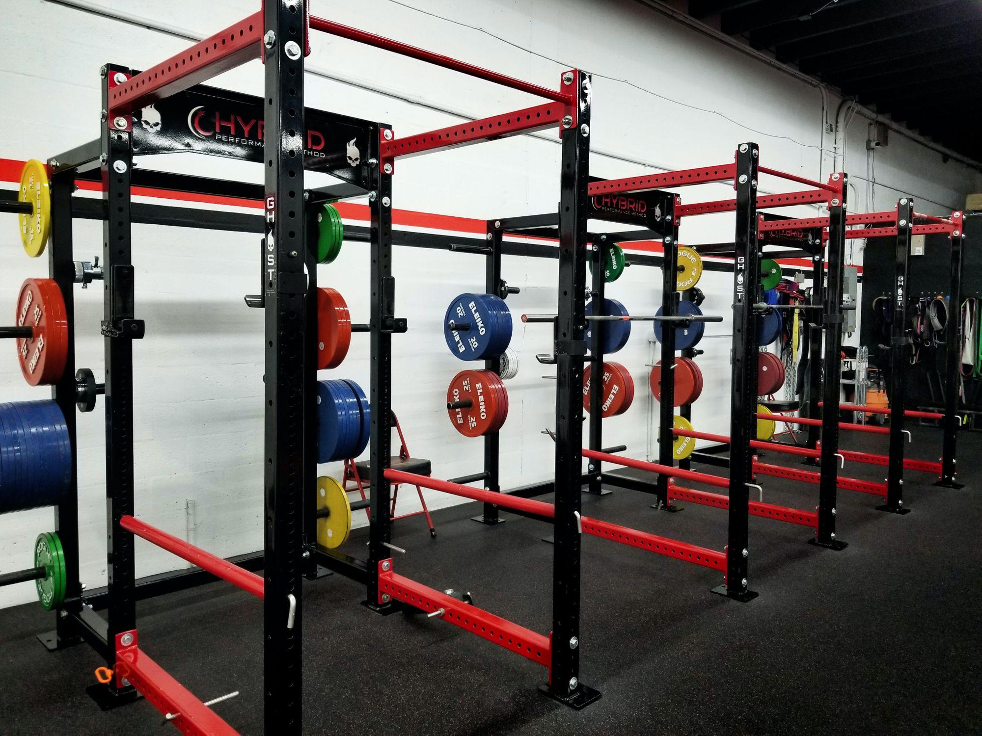 Fitness entrepreneur gym
