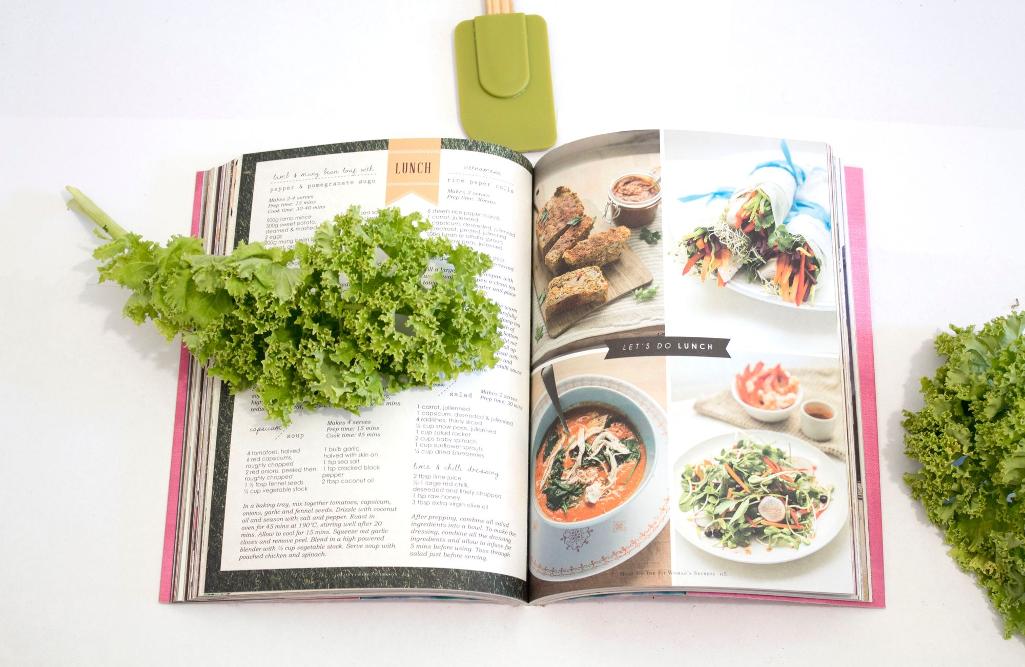 Cookery book side hustle