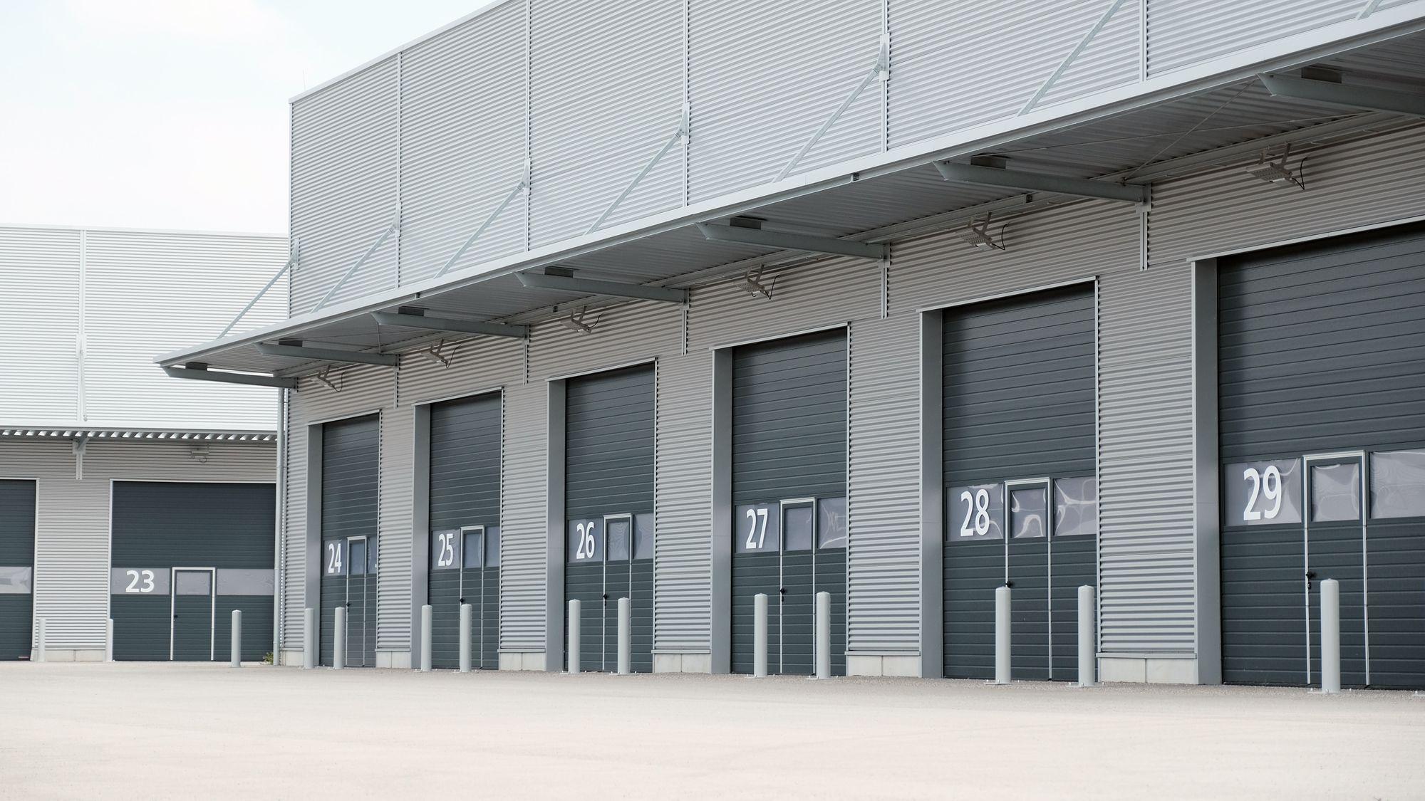 Delivery centre Amazon