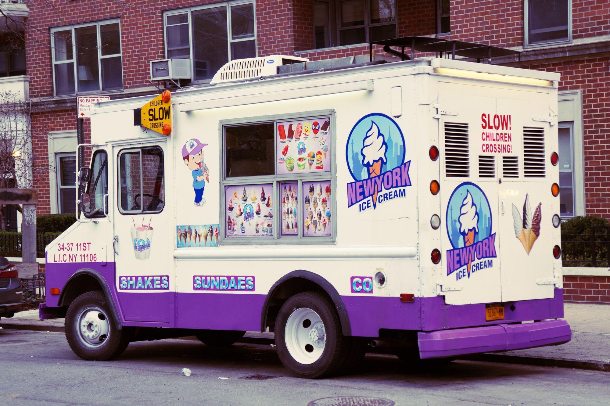 New York Ice Cream