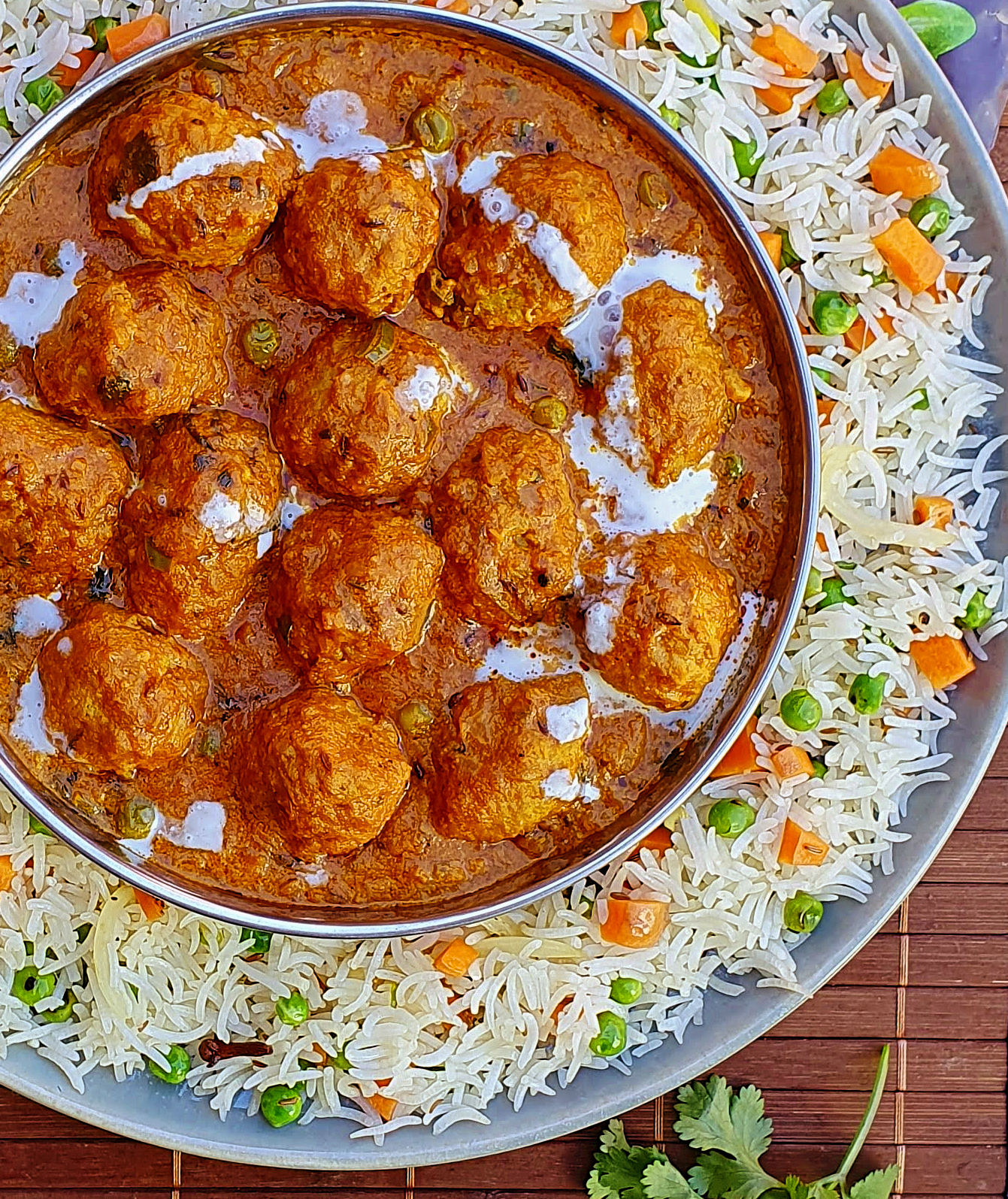 Indian online cookery class