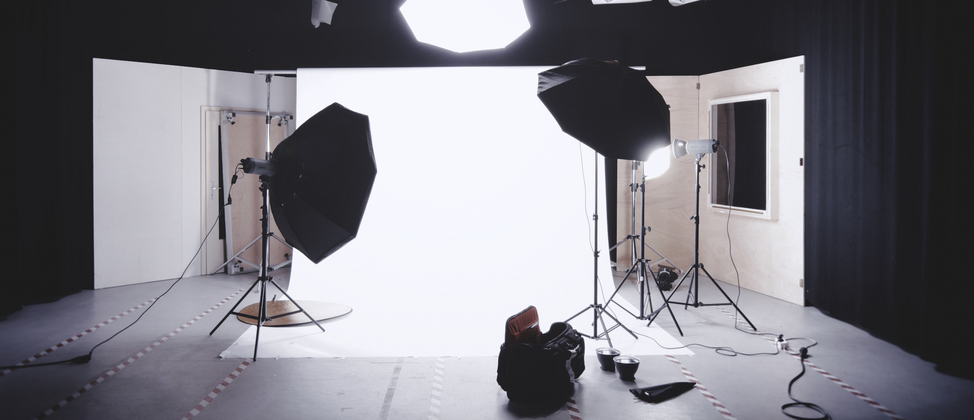 Photography studio for small business owners