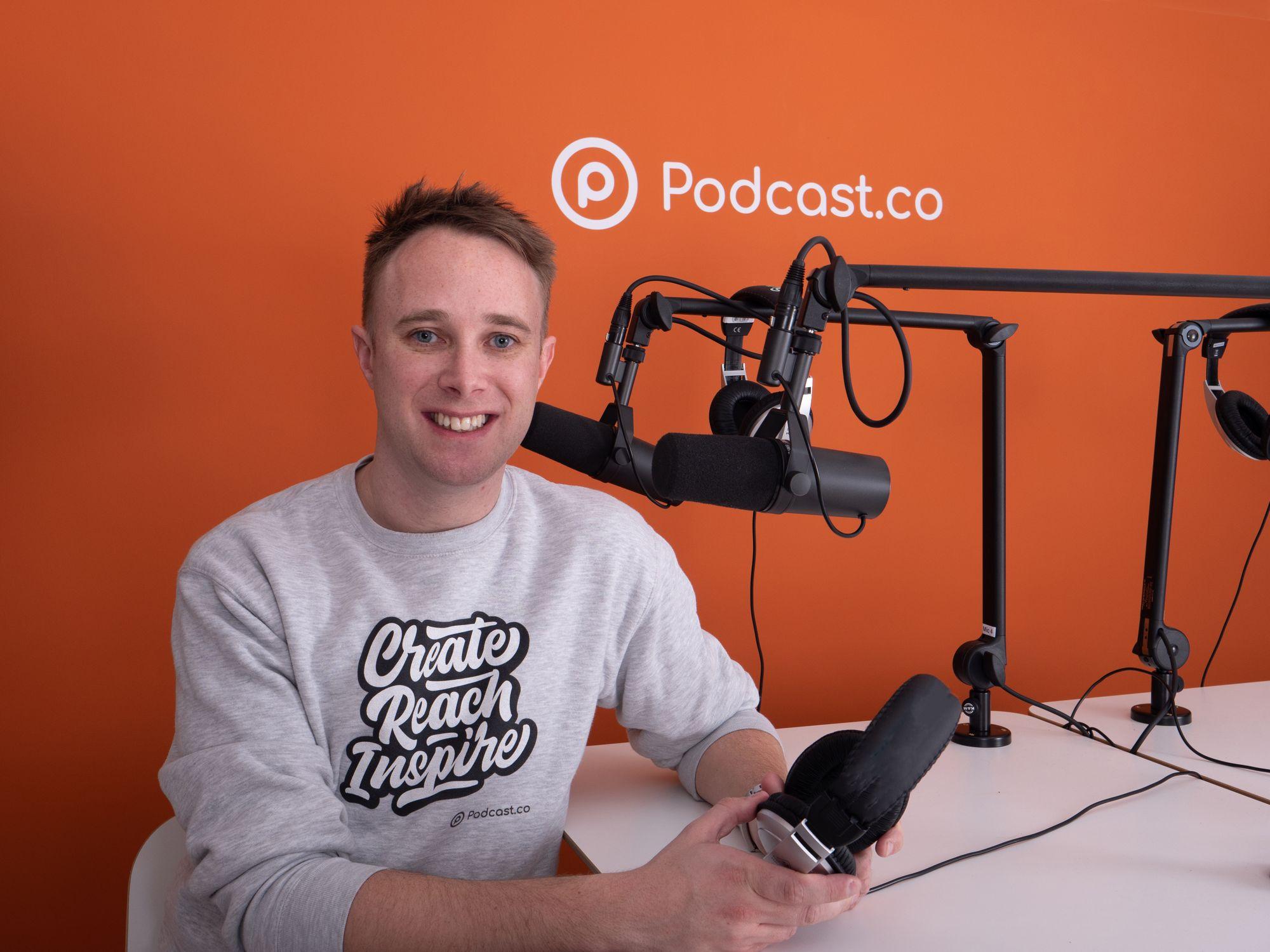 #GoSoloStories: Podcast.co & MatchMaker.fm