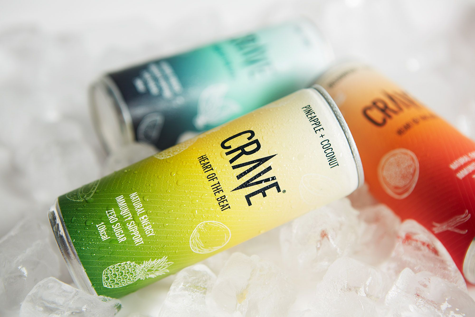 #GoSoloStories: Crave Drinks
