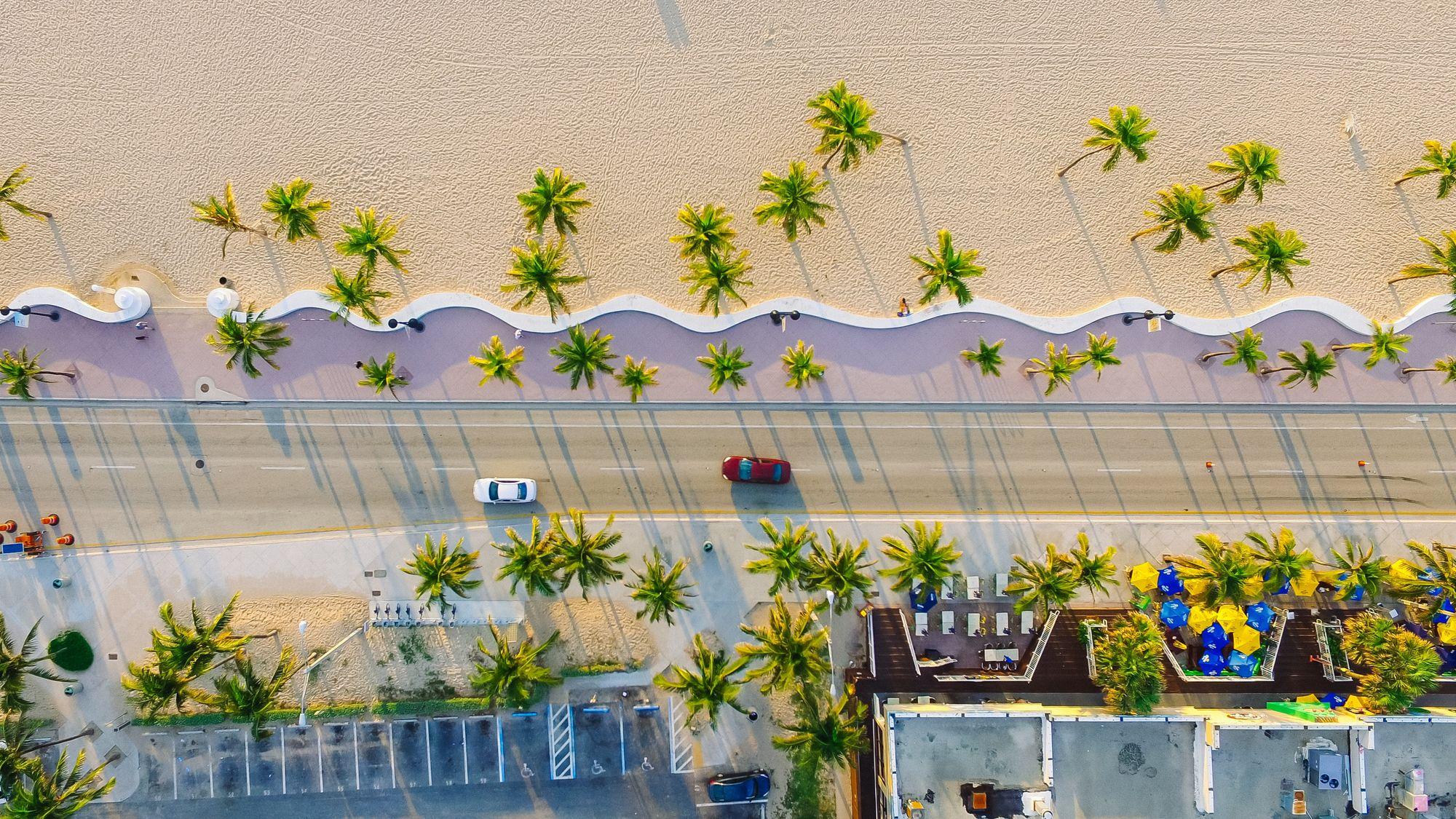 Go Solo In... Miami