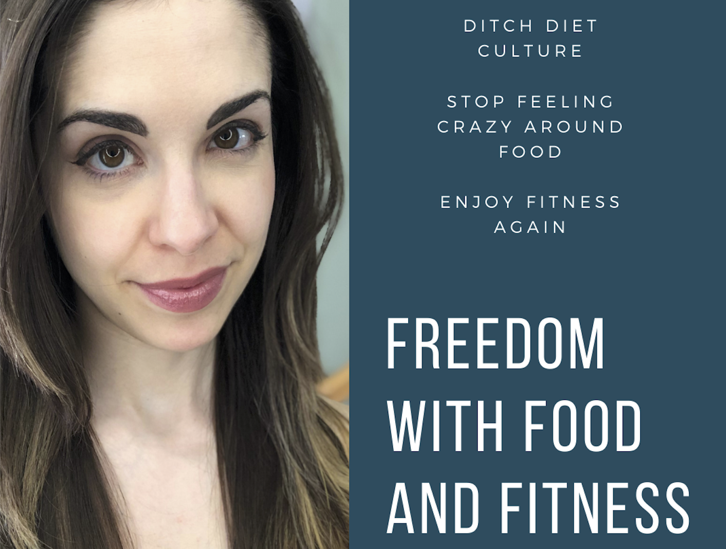 From Eating Disorder, Body Dysmorphia & Orthorexia to Intuitive Eating Coach