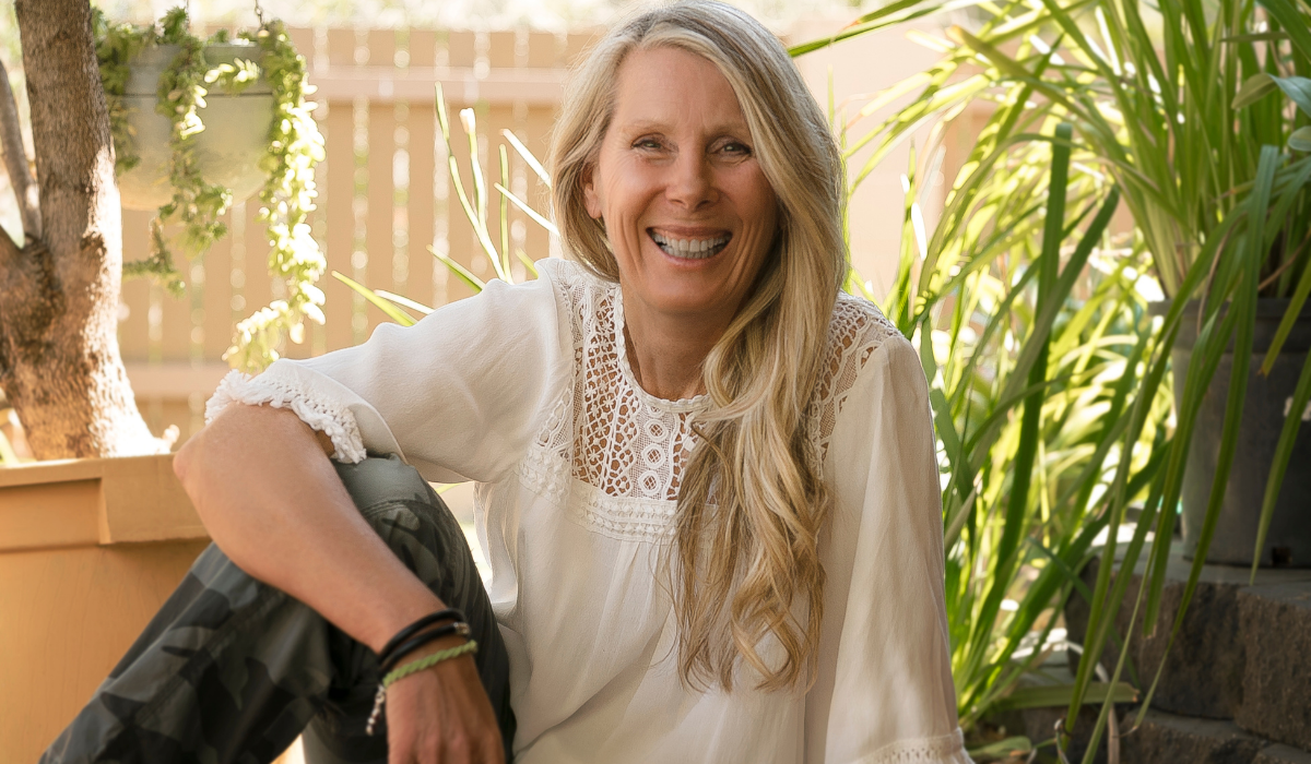 The online health coach supporting Strong Healthy Women - Peta Gillian