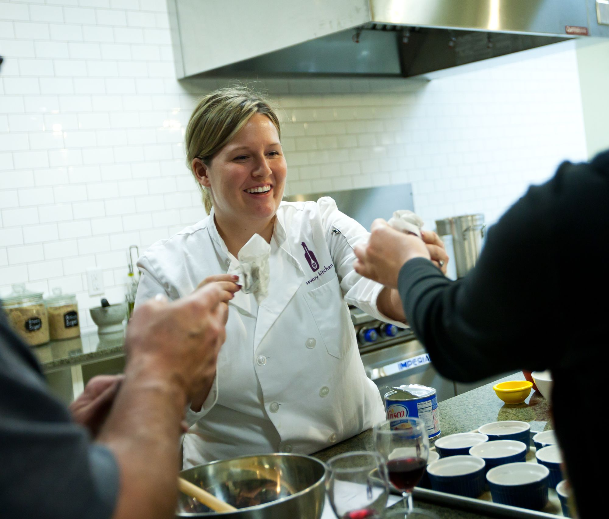 Teambuilding through cooking - Cultivate Kitchen