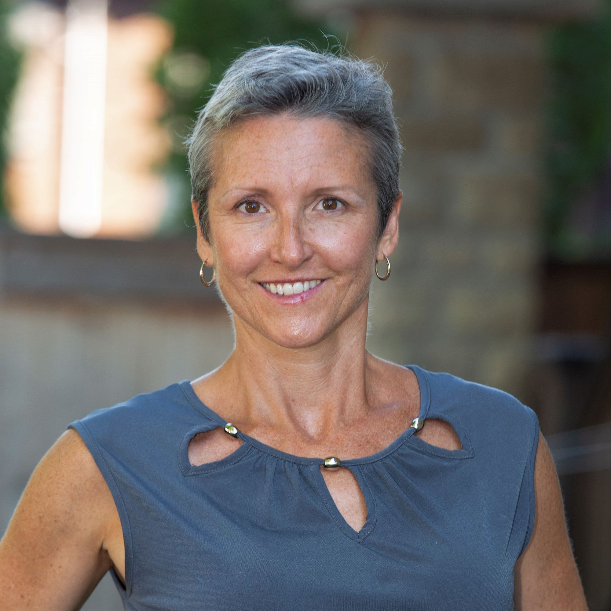 Finding purpose after beating cancer - Jennifer Smrz