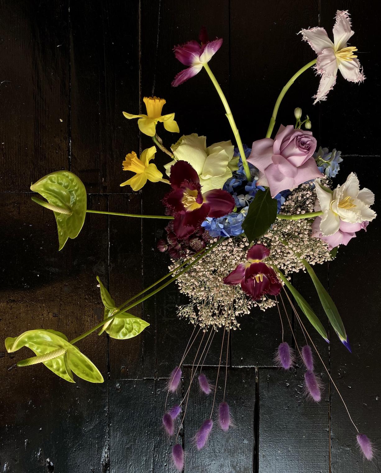 Nomad florist finds home in Bristol - Camila Forest Kessler