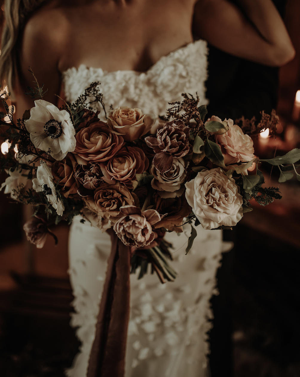 A style all her own - Emma Cox Floristry