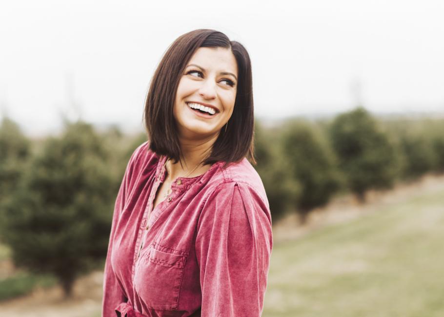 On being a great leader - Rebekah Zimmerman