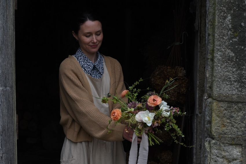 From public relations to floristry - Hope & Flora