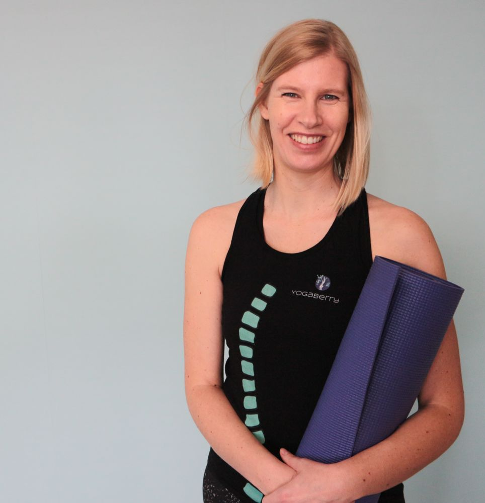 Very Scoliosis Safe Yoga - Yogaberry