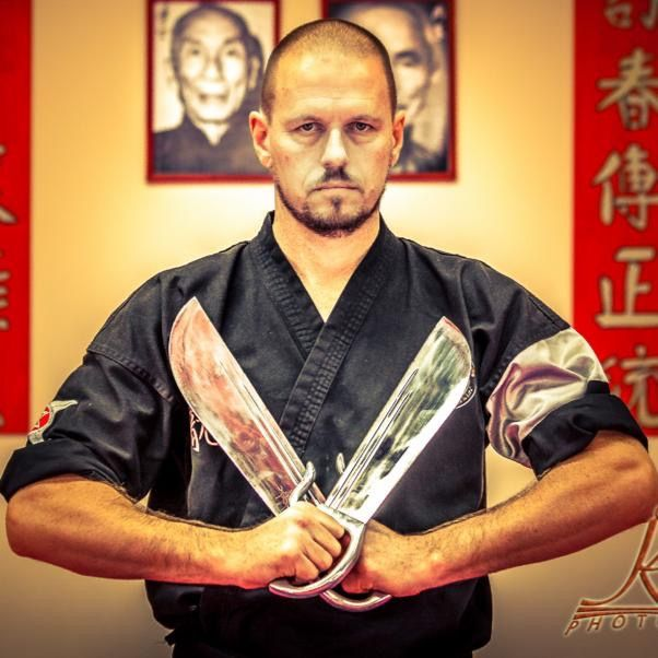 Undisputed - Red Dragon Martial Arts