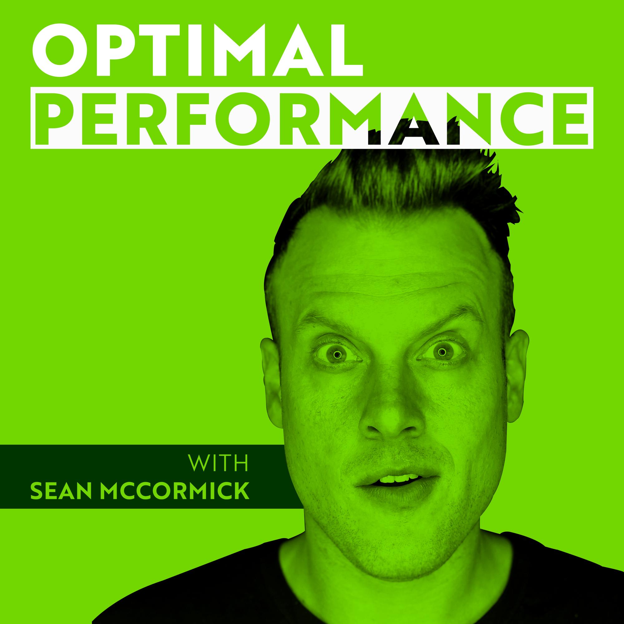 The Optimal Performance Coach -  Sean McCormick Coaching